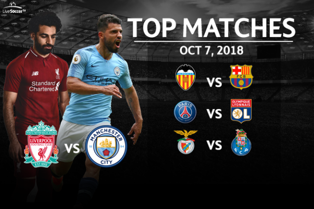 Soccer to watch on 07/10/18