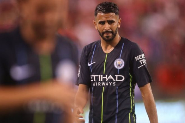 Mahrez trolled for penalty miss as Man City draws