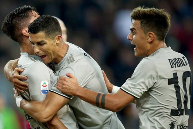 Serie A matchday eight round-up