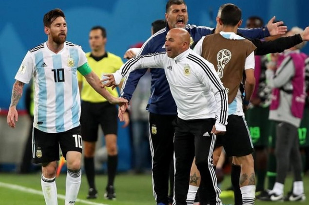 Former Argentina coach shares his truth on Messi