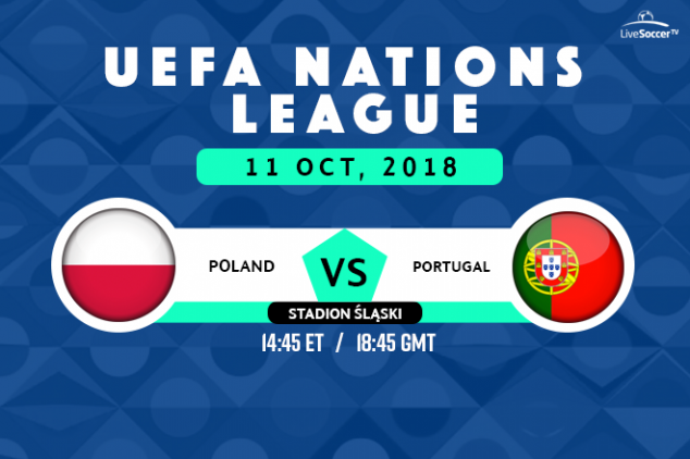 Poland vs Portugal broadcast info