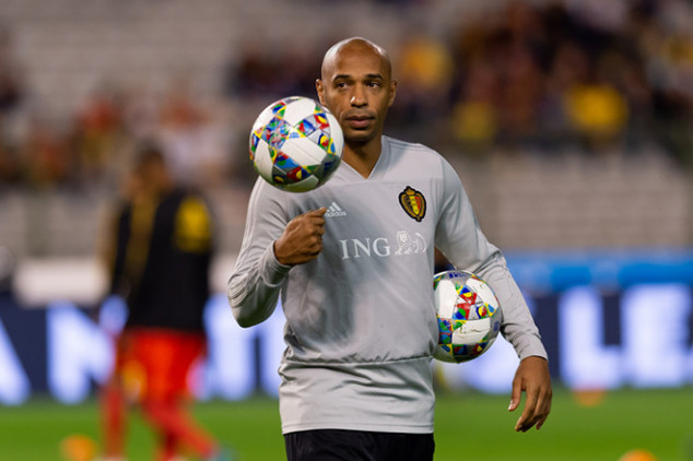 Thierry Henry named as Monaco manager