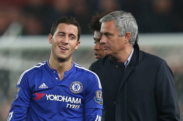 Hazard: I'd want to work with Jose again