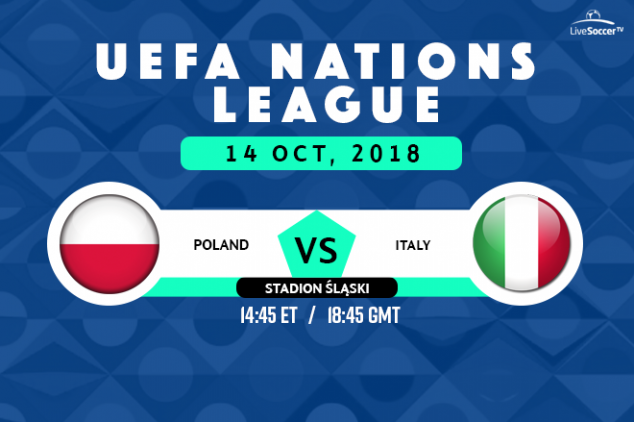 Poland vs Italy viewing info