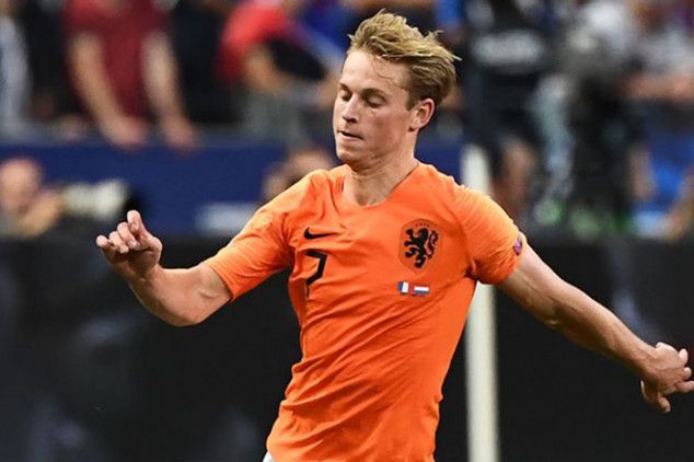 Real Madrid ready to rival Barca for Dutch starlet
