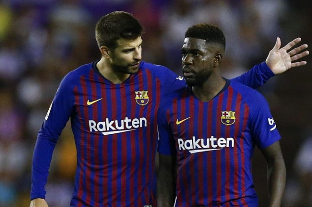 Barca defender faces long spell on the sidelines