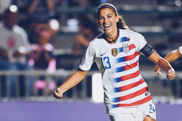 USWNT wins the 2018 CONCACAF Women's Championship