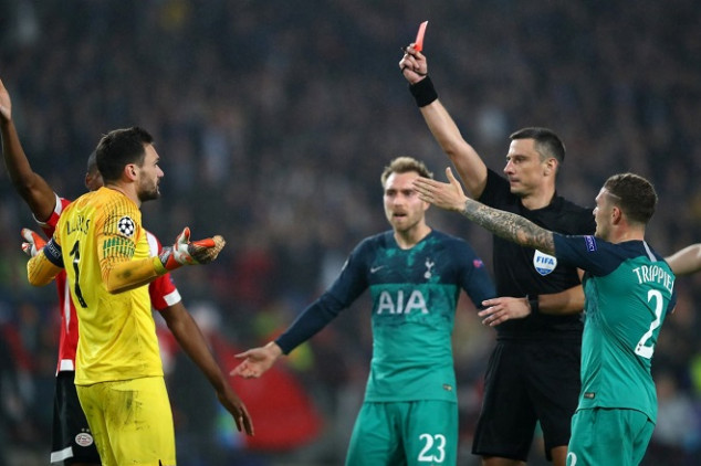 Spurs trolled after dropping lead vs PSV