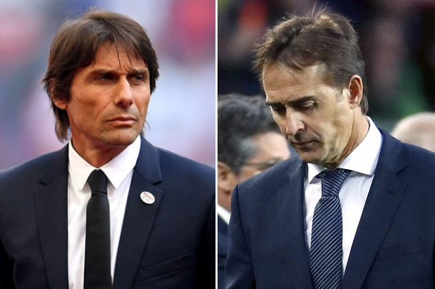 Conte to replace Lopetegui this week