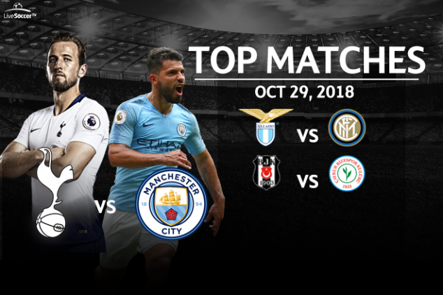 Top three matches to watch on Oct 29, 2018