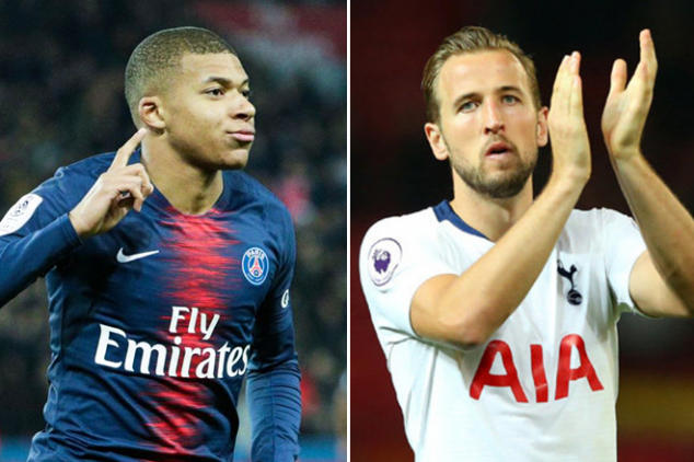 Mbappe ranked most valuable player