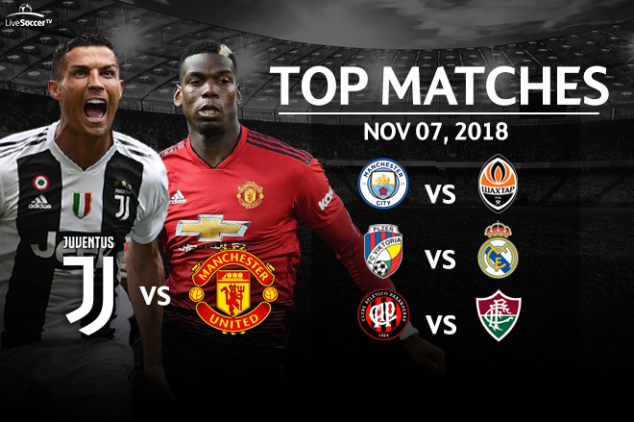 Top four matches to watch on Nov 7, 2018