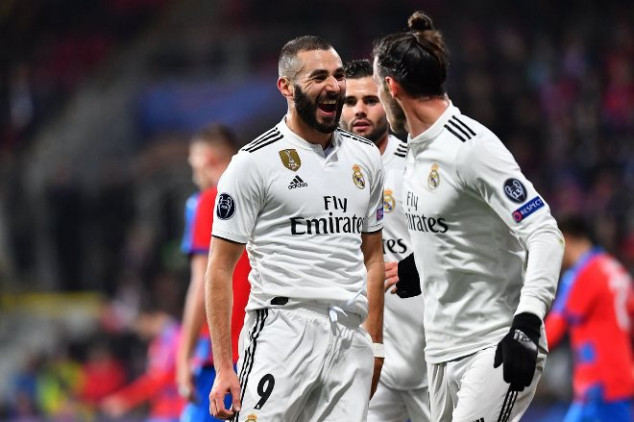 Twitter reacts to Benzema's 200th Real Madrid goal