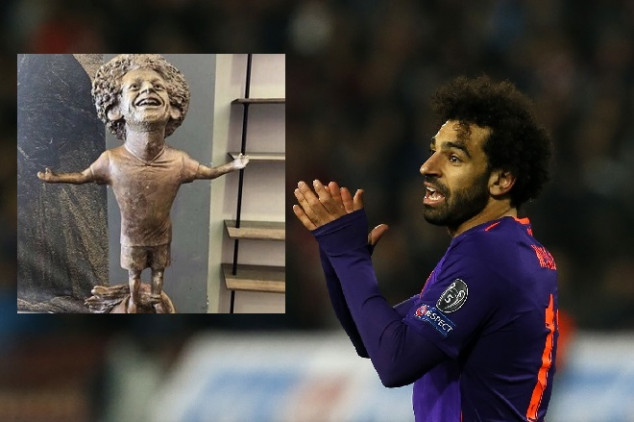 Salah contacts sculptor in charge of panned statue
