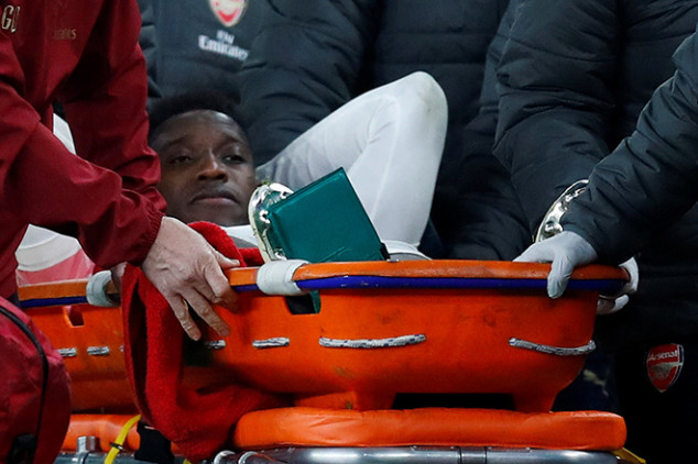 Messages of support pour in for Welbeck