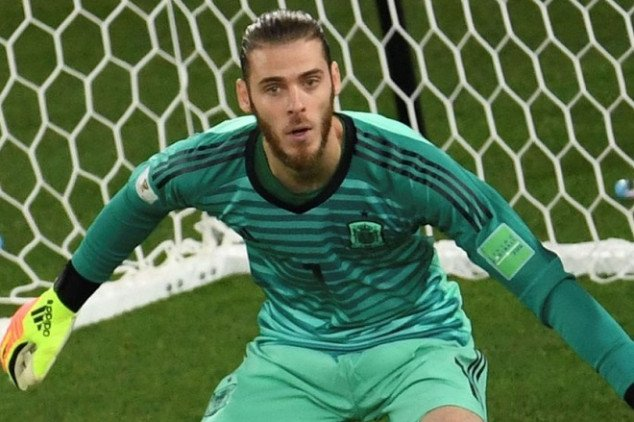 Croatia beats Spain thanks to De Gea's blunder