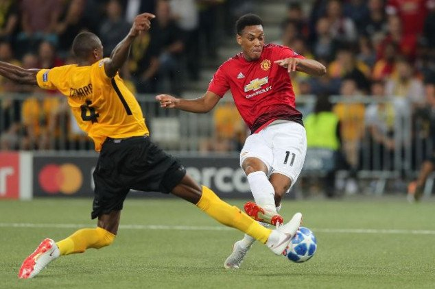 Jose plays down the importance of Young Boys test