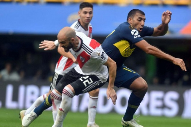 River vs Boca will be played away from Argentina