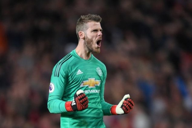 Jose Mourinho reveals De Gea's desire to stay