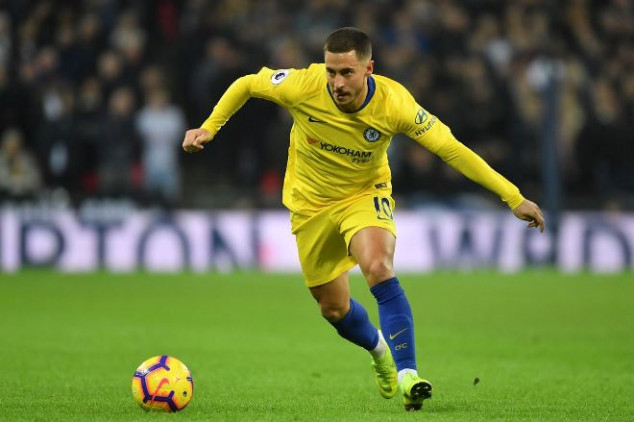 Hazard ruled out of PAOK test with ankle injury