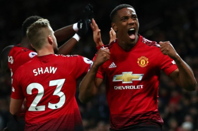 Martial reveals the secret to his improved form