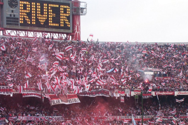 River handed massive punishment by CONMEBOL