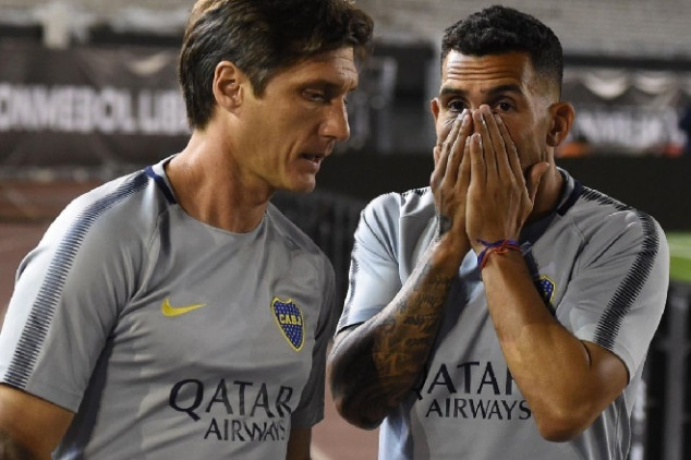 Boca doesn't want to play at the Bernabeu