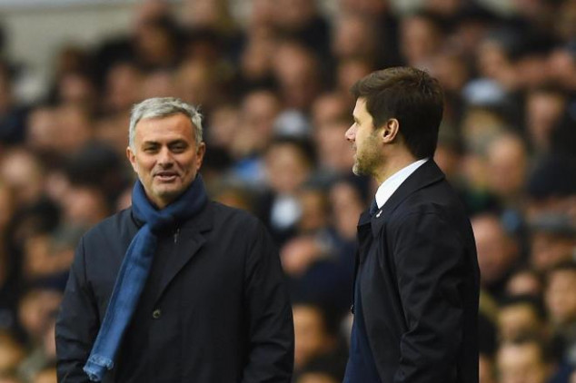 Jose explains why Man Utd can't buy Spurs stars