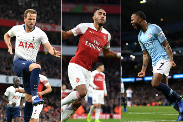 Top five stats from EPL round 14