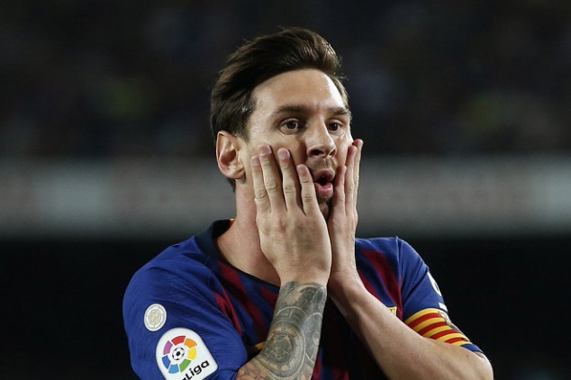 Messi fans outraged by Ballon D'Or results