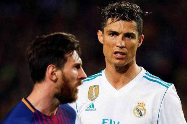 CR7 and Messi will witness Copa Libertadores final