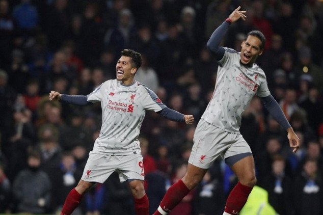 Liverpool seals best-ever start of the season