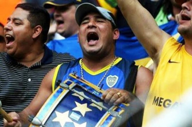 Radical Boca fan gets deported from Spanish soil