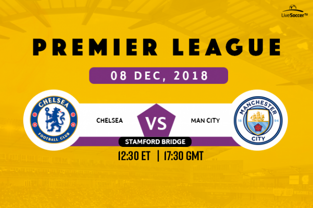 Chelsea vs Manchester City viewing info