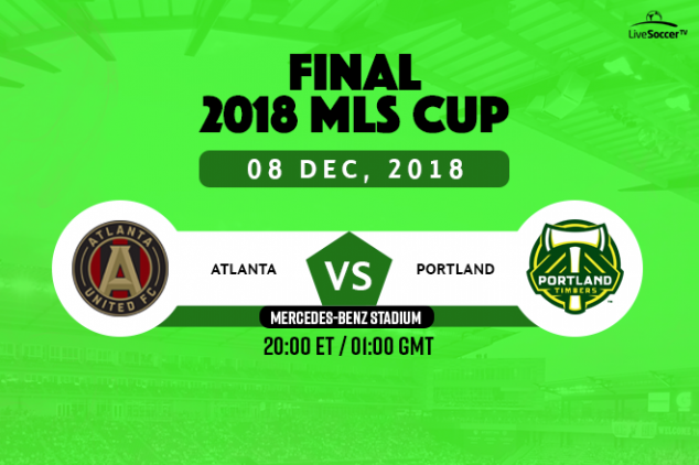 Atlanta United vs Portland Timbers viewing info