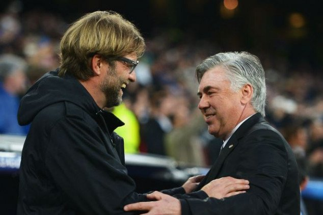 UCL: Ancelotti reveals plan to eliminate Liverpool