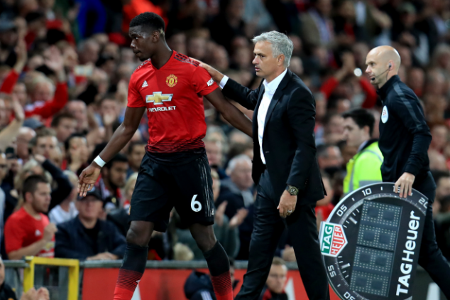 UCL: Mourinho outlines expectations for Pogba
