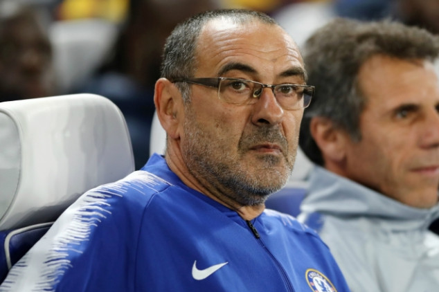 Sarri breaks silence on Sterling's alleged abuse