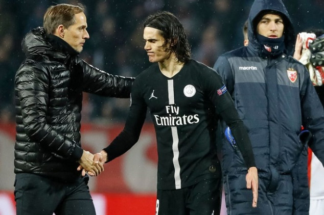 PSG lines up Cavani's potential replacements