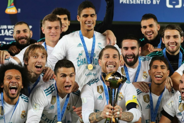 Real Madrid's FIFA CWC semis opponent revealed