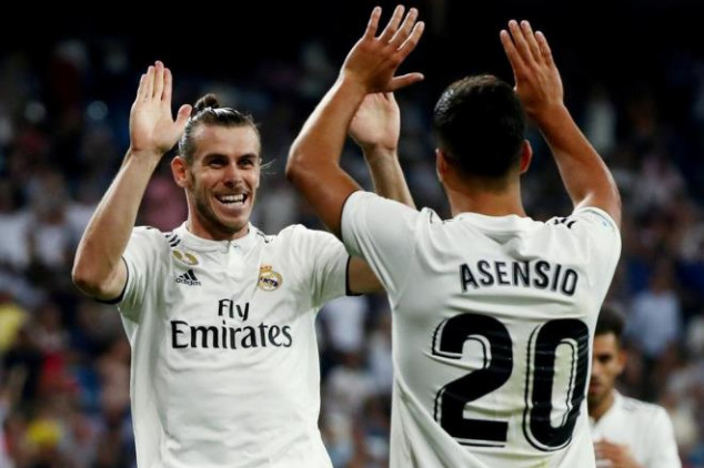 Bale and Asensio to miss the Club World Cup?