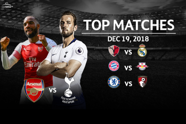 Top four games to watch on Dec. 19, 2018