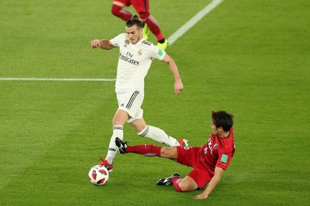 Bale joins elite FIFA CWC goalscoring lists