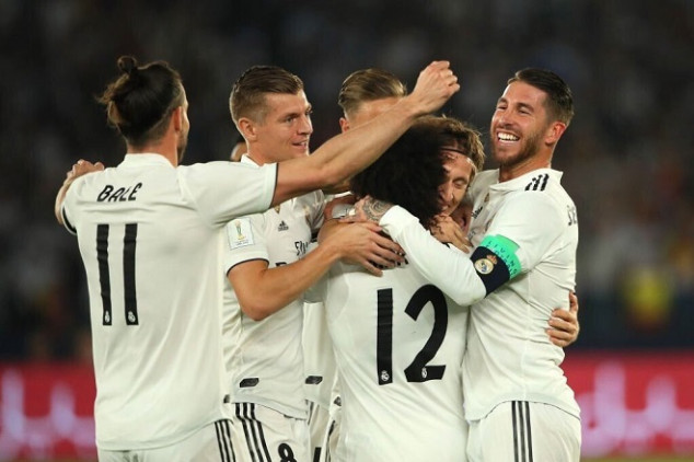Real makes history with 3rd FIFA CWC win