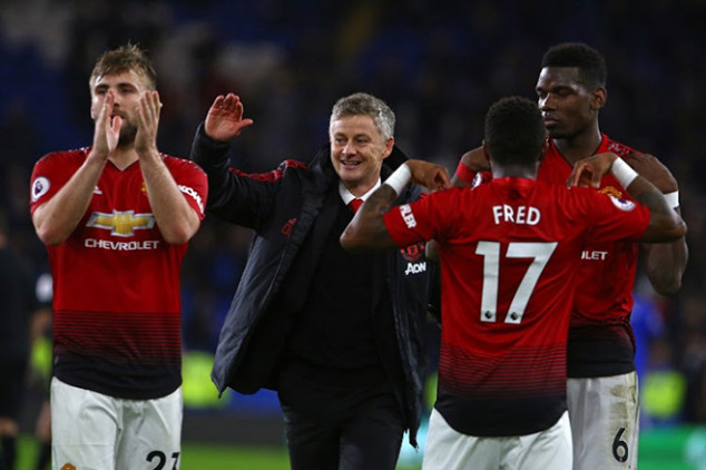 Top five stats from EPL round 18