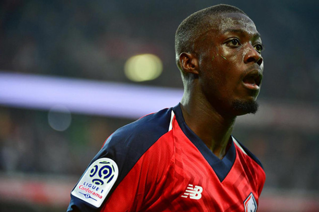Liverpool ready to rival Arsenal, Man Utd for Pepe