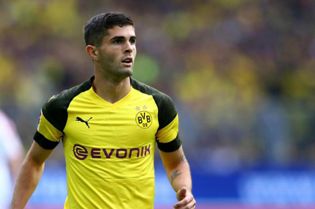 Chelsea agrees $57M deal for Pulisic