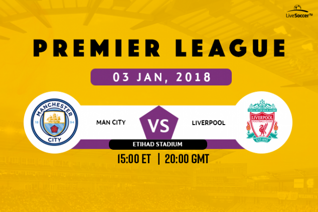 Manchester City vs Liverpool viewing info