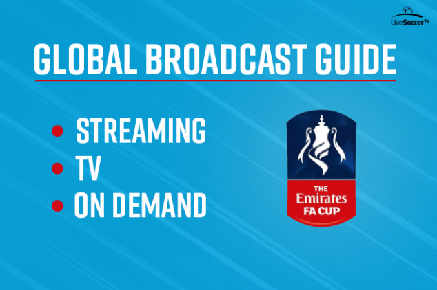 FA Cup 2019 broadcast guide and info