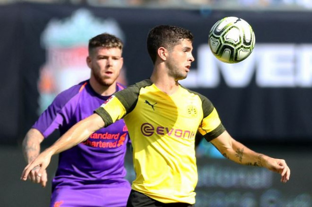 Christian Pulisic reveals why he chose Chelsea